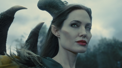 Angelina Jolie as Maleficent. ©Disney 2014