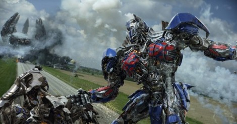 Optimus Prime. Image: courtesy of Paramount Pictures.