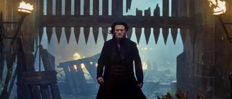 Luke Evans in Dracula Untold.
