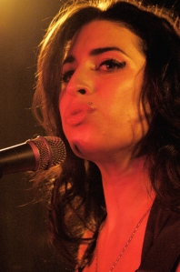 Amy Winehouse at Barfly Club Camden, March 2004.