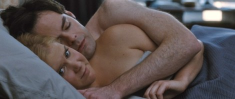 Amy Schumer and Bill Hader in Trainwreck. Picture: Universal Pictures