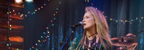 Ricki (Meryl Streep) in Ricki and The Flash