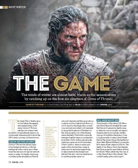 Game of Thrones (Foxtel)