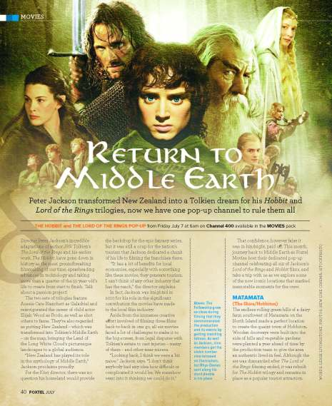 Lord of the Rings (Foxtel)